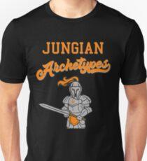 Jungian Archetypen Team Stil Jordan Peterson Slim Fit T-Shirt