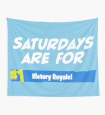 Fortnite Victory Royale Wall Tapestry