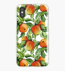Ripe apples iPhone Case/Skin