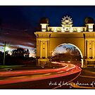 Arch of Victory & Avenue of Honour by Craig Holloway