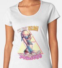 Princess NOT Zelda Women's Premium T-Shirt