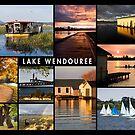 Lake Wendouree, Ballarat by Craig Holloway
