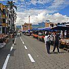 Market Street by Sue  Cullumber
