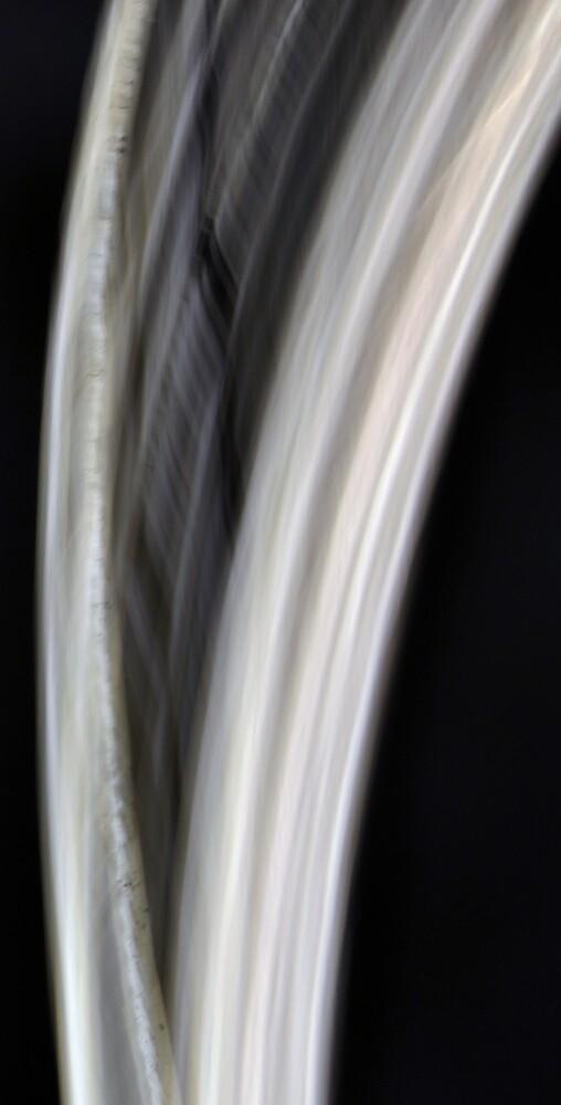 Curved Line by Garfungus