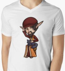 Chibi Lirron Men's V-Neck T-Shirt