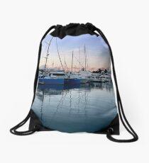 Marina Mirage, Port Douglas - Australia Drawstring Bag