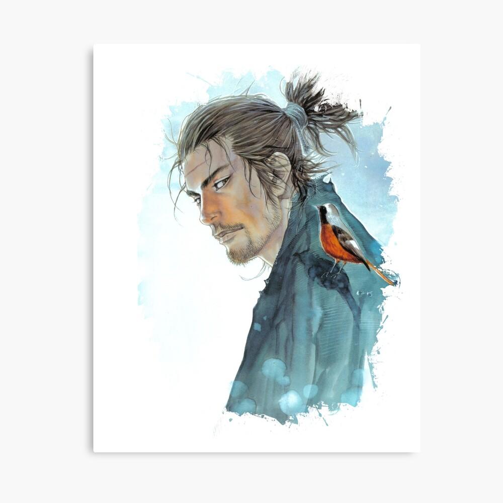 Vagabundo - Musashi Miyamoto Lienzo