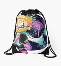 Ove - Fireworks Background Drawstring Bag