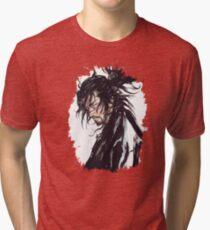 Camiseta de tejido mixto Vagabundo - Musashi Miyamoto