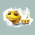 Gecko by Ldarro