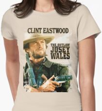 Josey Wales Women's Fitted T-Shirt
