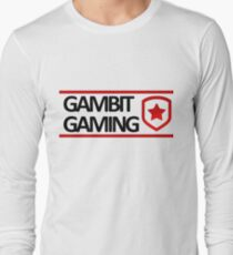 Gambit Gaming Long Sleeve T-Shirt