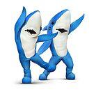 Left Shark by Ldarro