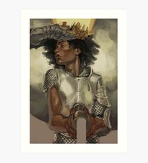 Ace of Cups Art Print
