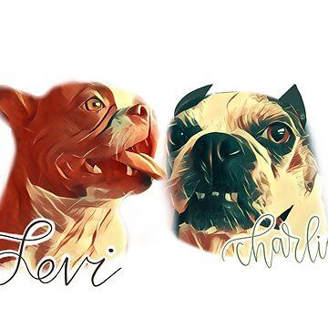 Charlie & Levi by addielion