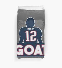Tom Brady GOAT Duvet Cover