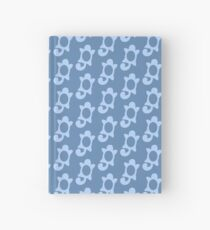 Squirtle Pattern Hardcover Journal