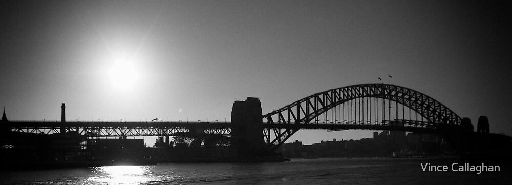 Sydney Harbor Bridge by Vince Callaghan