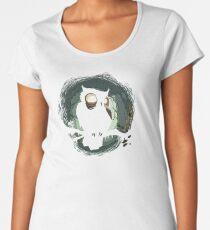 NIGHT OWL Women's Premium T-Shirt