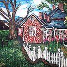 """Montpelier Mansion"" by Adela Camille Sutton"