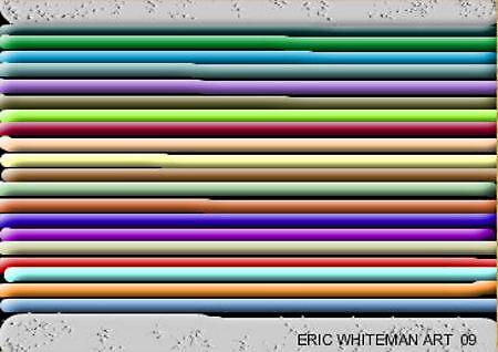 (BLACKFEET RUG) ERIC WHITEMAN ART  by eric  whiteman