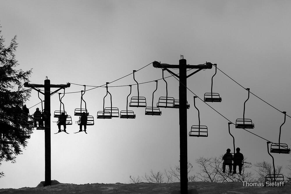 Hang On by Thomas Sielaff