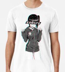 RELIEF (Alternative Version) - Sad Japanese Anime Aesthetic  Men's Premium T-Shirt