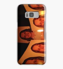 The second coming of Jesus Samsung Galaxy Case/Skin