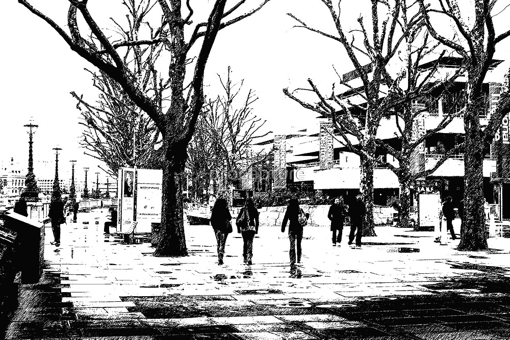 Street scene by procapture