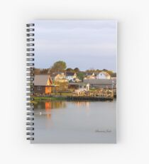 Island Living ~ Downhome Charm Spiral Notebook