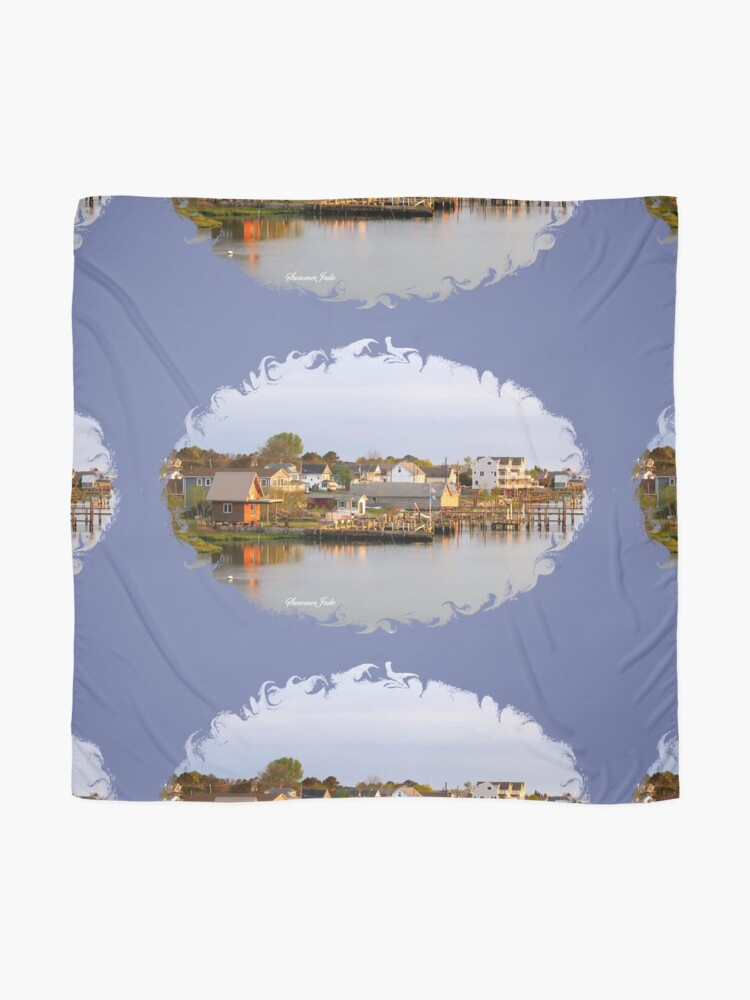 Alternate view of Island Living ~ Downhome Charm Scarf