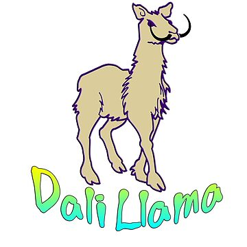 Dali Llama by pabloestamor