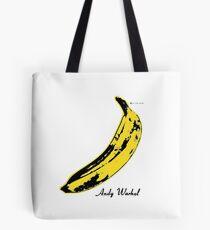 Andy Warhol Banana Velvet Underground Tote Bag