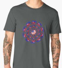 Republican Circles of Pride! Men's Premium T-Shirt