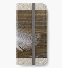 Duck Down ~ Featherbed Soft iPhone Wallet/Case/Skin