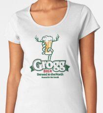 Grogg Bier Women's Premium T-Shirt