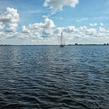 Summer Day On The Water by hajarsdeco