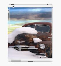 Rusty Car iPad Case/Skin