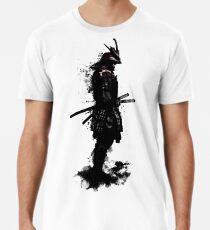 Gepanzerter Samurai Premium T-Shirt