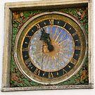 Tallinn clock by bubblehex08