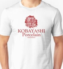 The Usual Suspects - KOBAYASHI Porcelain Unisex T-Shirt