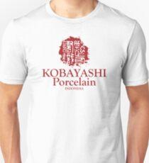 Die üblichen Verdächtigen - KOBAYASHI Porzellan Slim Fit T-Shirt