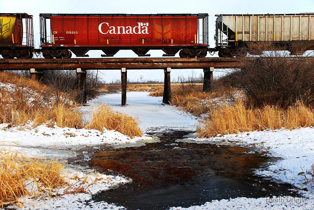 Crossings by Heath Dreger