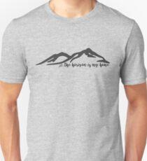 The Horizon Is My Home Unisex T-Shirt