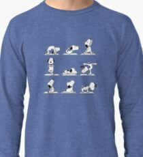 Snoopy - Do Yoga Lightweight Sweatshirt