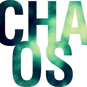 Chaos pattern by JuliaMaud