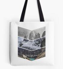 Torres del Paine National Park Patagonia Chile II Tote Bag