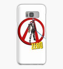 Zer0 Samsung Galaxy Case/Skin