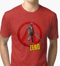 Zer0 Tri-blend T-Shirt