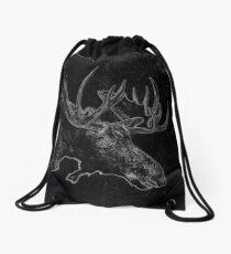 MOOSE II Drawstring Bag